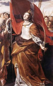 St Ursula And The Virgins