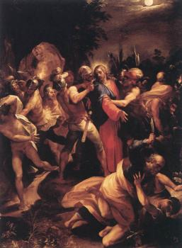 Giuseppe Cesari : The Betrayal Of Christ