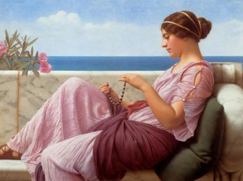 John William Godward : A Souvenir