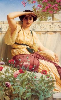 John William Godward : A Tryst