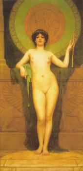 John William Godward : Campaspe