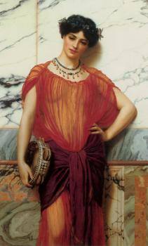 John William Godward : Drusilla