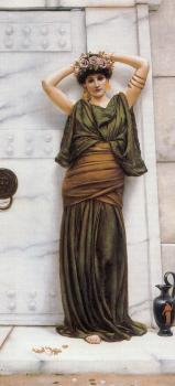 John William Godward : Ianthe