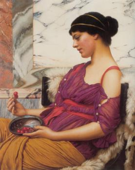 John William Godward : Ismenia