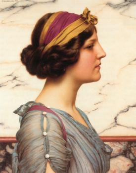 John William Godward : Megilla