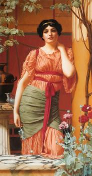 John William Godward : Nerissa