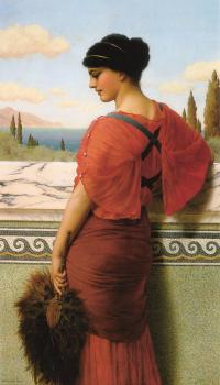 John William Godward : Phyleis