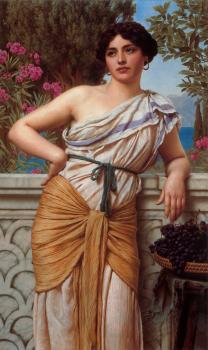 John William Godward : Reverie