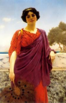 John William Godward : The Rendezvous