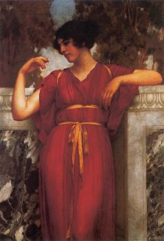 John William Godward : The Ring