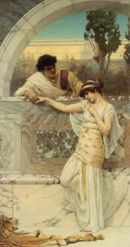 John William Godward : Yes or No
