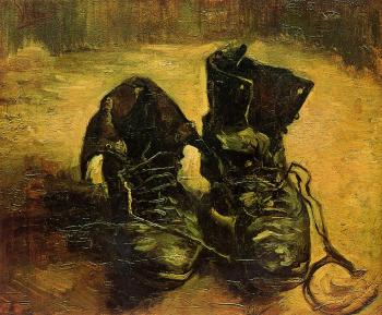 Vincent Van Gogh : A Pair of Shoes