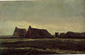 Vincent Van Gogh : Farms