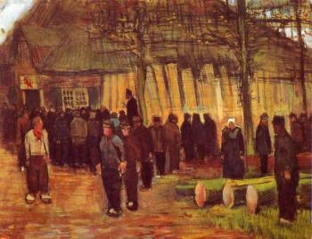 Vincent Van Gogh : A Timber Auction