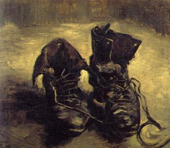Vincent Van Gogh : A Pair of Shoes II