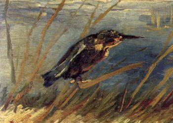 Vincent Van Gogh : The Kingfisher
