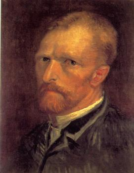 Vincent Van Gogh : Self-Portrait II