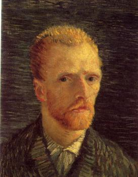 Vincent Van Gogh : Self-Portrait V