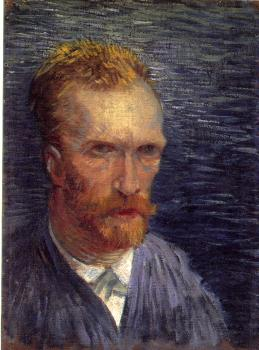 Vincent Van Gogh : Self-Portrait VI