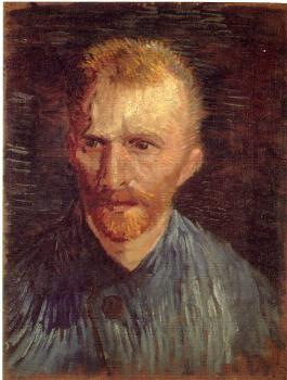 Vincent Van Gogh : Self-Portrait VII