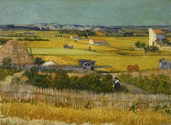 Vincent Van Gogh : The Harvest