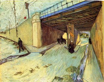 Vincent Van Gogh : The Viaduct