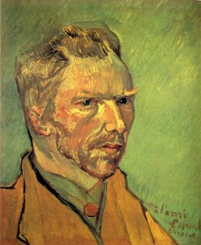 Vincent Van Gogh : Self-Portrait IX