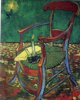 Vincent Van Gogh : Paul Gauguin's Armchair