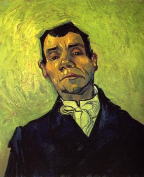 Vincent Van Gogh : Portrait of a Man II