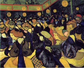 Vincent Van Gogh : The Dance Hall