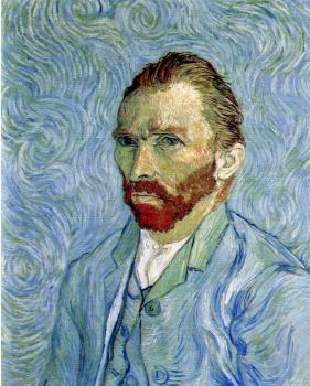Vincent Van Gogh : Self-Portrait X
