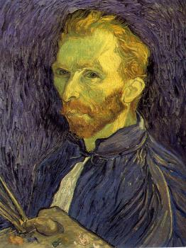 Vincent Van Gogh : Self-Portrait XI