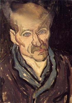 Vincent Van Gogh : Portrait of a Patient