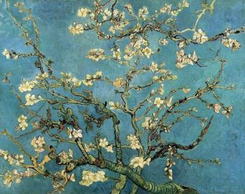 Vincent Van Gogh : Branches with Almond Blossom