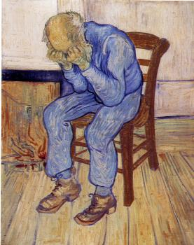 Vincent Van Gogh : Old Man in Sorrow