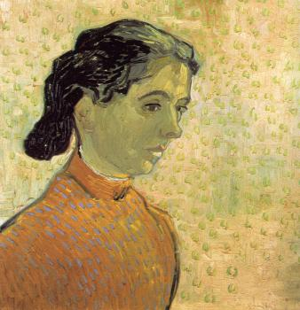 Vincent Van Gogh : Head of a Girl