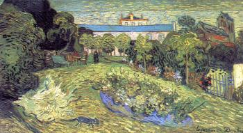 Daubigny's Garden with Black Cat