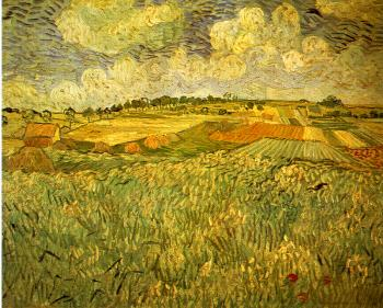 Wheat Fields II