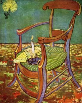 Vincent Van Gogh : Paul Gaugain's Arm Chair