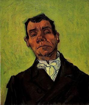 Vincent Van Gogh : Portrait of a Man IV