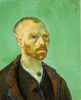 Self Portrait, Dedicated to Paul Gauguin, II