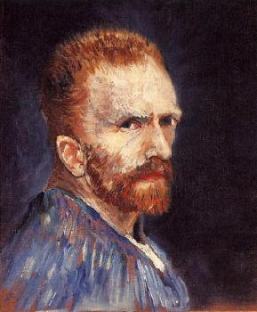 Vincent Van Gogh : Self Portrait XVI