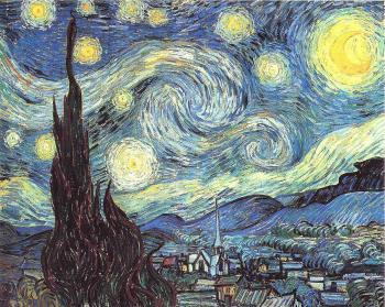 Vincent Van Gogh : Starry Night II
