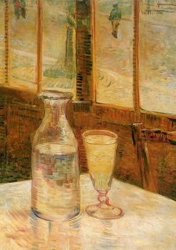 Vincent Van Gogh : Still Life with Absinthe