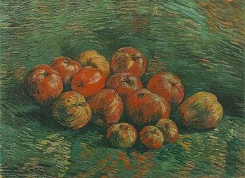 Vincent Van Gogh : Still Life with Apples