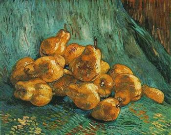 Vincent Van Gogh : Still Life with Pears