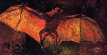 Vincent Van Gogh : Stuffed Bat