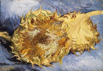 Vincent Van Gogh : Sunflowers III