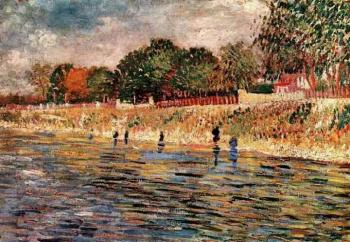 Vincent Van Gogh : The Banks of the Seine