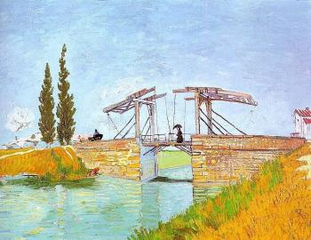 The Langlois Bridge at Arles II